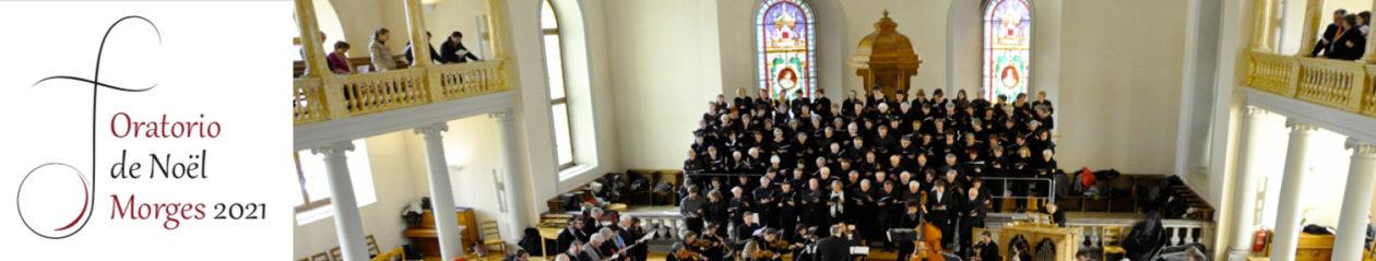 Oratorio de Noël 2021
